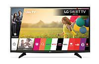 Телевизор LG 43LH570v (450Гц, Full HD, Smart TV, Triple XD Engine, Clear Voice, Virtual surround Plus, T2/S2)