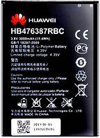 Аккумулятор (Батарея) для Huawei Honor G750 Honor 3X HB476387RBC (3000 mAh)