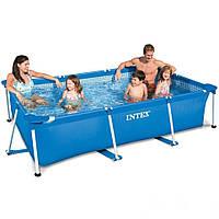 Каркасный бассейн Intex 28272 (58981). Сборный Small Frame 300 х 200 х 75 см