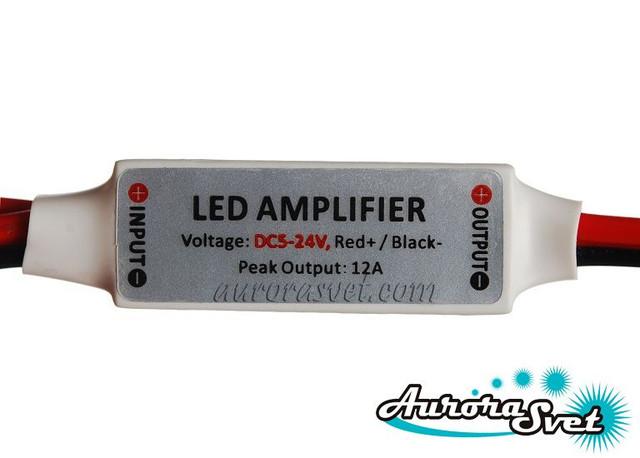підсилювач для світлодіодної стрічки