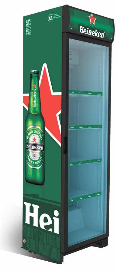 Холодильный шкаф Smart Cool 350л (дверь стеклянная) - Tradeholod в Киевской области