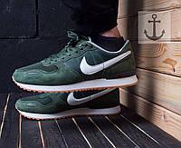Мужские кроссовки Nike Apparel 🔥 (Найк Аппарель) Зеленые