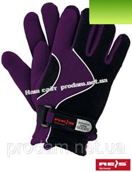 Защитные утепленные перчатки RPOLTRIAN