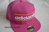 Кепка Adidas женская, Фирменная кепка Snapback
