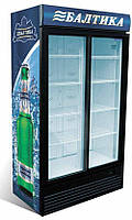 Холодильный шкаф Large 1165л (дверь стеклянная купе)