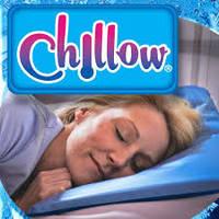 Охлаждающая лечебная подушка Chillow! Купить