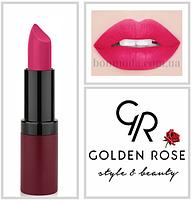 Матовая Помада Golden Rose Velvet Matte № 11, фото 1