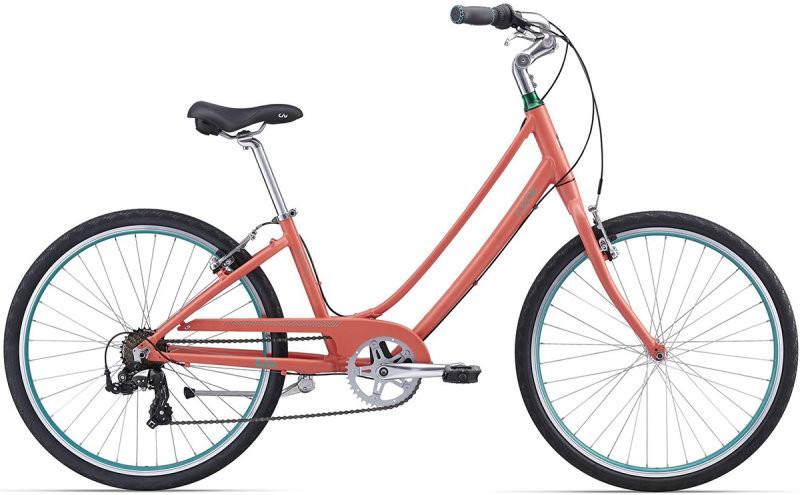 Велосипед городской женский Giant Liv Suede 2 (GT) M