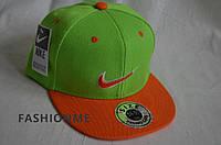 Кепка Nike мужская, Фирменная кепка Snapback