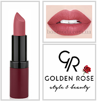 Матовая Помада Golden Rose Velvet Matte № 12