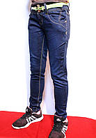 Стрейчевые весенние джинсы на девочек на рост от 104 до 152см. (от 4 до 12 лет.) Good kids. Польша.