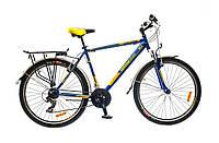 Велосипед 26 OPTIMABIKES COLUMB 2016 сине-желтый