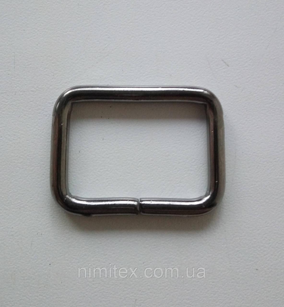 Рамка литая 30 мм черный никель