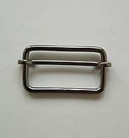 Регулятор перетяжка 40 мм, черный никель
