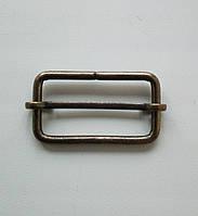 Регулятор перетяжка 40 мм антик
