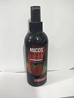 Увлажняющий спрей для тела NUCOS strawberry