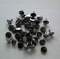 Хольнитен двусторонний 11,5 мм, черный никель
