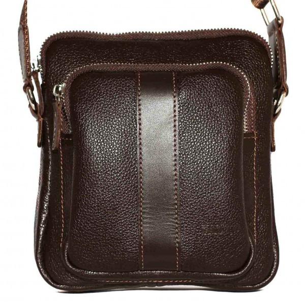Небольшая коричневая сумка VATTO Mk48FL3Kаz400
