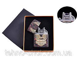 "USB запальничка ""Harley-Davidson"" (Електроімпульсна) №4776-5"