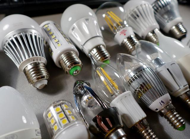 Особенности светодиодных светильников