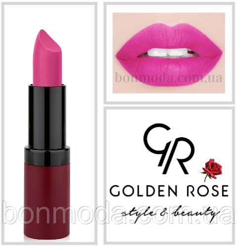 Матовая Помада Golden Rose Velvet Matte № 13