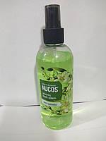 Увлажняющий спрей для тела NUCOS white gardenia