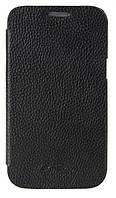 Чехол-книжка Melkco для Samsung S6802 Galaxy Ace DuoS, черный