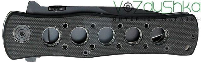Boker Magnum Black Knight (01MB220) в сложенном состоянии