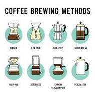 Обучение завариванию кофе, для команды бариста вашей кофейни