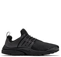 Мужские кроссовки Nike Air Presto Triple Black