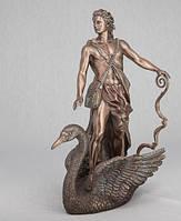 "Статуэтка от Veronese ""Аполлон плывущий на лебеде"" (36см)"