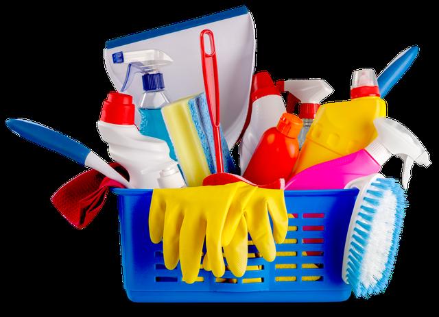 товары для дома, фольга, перчатки, фартуки, мусорные пакеты фото
