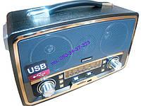 Радио приёмник ретро Kemai MD-1701 BT, фото 1
