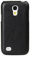 Чехол Melkco Snap кожа для Samsung i9192 Galaxy S4 Mini DuoS, черный