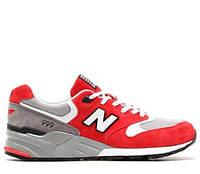 Мужские кроссовки New Balance M999 Red/White