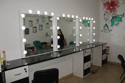 Световые планки для зеркала 100 см., фото 2