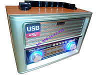 Радио приёмник ретро Kemai MD-1705 BT