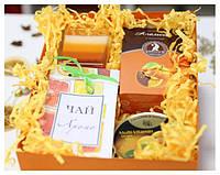 Подарочный набор для девушек Апельсиновое настроение
