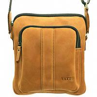 Кожаная сумка из матовой кожи VATTO Mk48Kr190