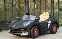 Детский электромобиль Lamborghini, надувные колеса, пульт