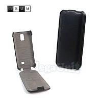 Brum Exclusive Чехол-флип для Nokia 308 Asha