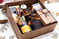 Подарочный набор оригинальный для мужчины Кашемир Delux