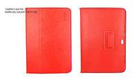 Чехол HOCO leather для Samsung P7500 Galaxy Tab 10.1, красный