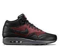 Мужские кроссовки Nike Air Max 87 Mid Deluxe QS Black/Barkroot Brown