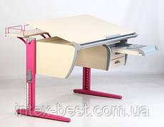 Стол СУТ.15 + Тумба навесная ТСН.01-01 + Полка задняя СУТ.15.210 (2 шт.) + Полка навесная СУТ.14