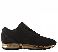 Женские кроссовки Adidas ZX Flux Light Copper Metallic