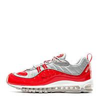 Мужские кроссовки Supreme x Nike Air Max 98 Red