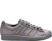 Мужские кроссовки  Adidas Superstar '80s City Berlin Grey