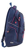"""Рюкзак молодежный Jeans """"YES"""" T-23, 553121, фото 2"""