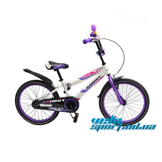 """Детский велосипед Azimut Fiber 20"""""""